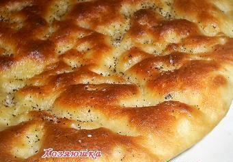 Хлеб на �ково�одке
