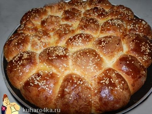Пирог дружная семейка рецепт с фото