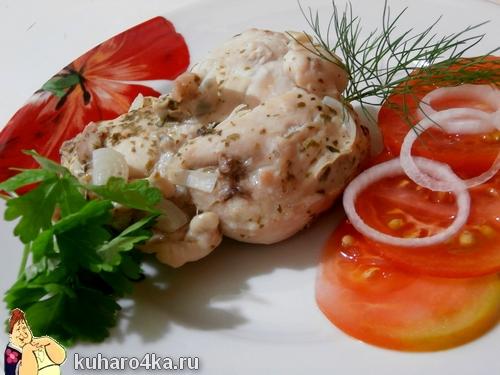 Рецепты для пароварки из курицы с фото