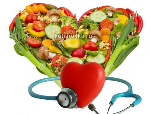 питание для сердца